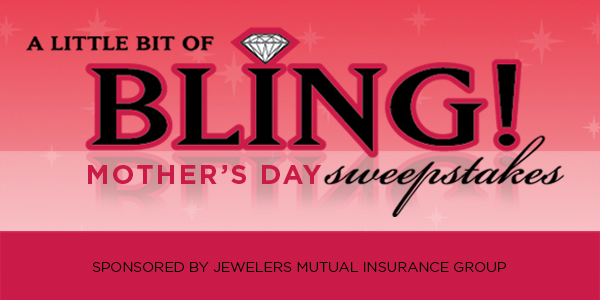 Little Bit of Bling Sweepstakes Jewelers of America
