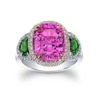 rings color ag gems