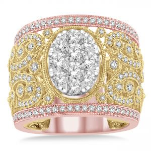 Couture Lovebright Ring
