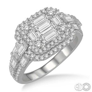 Empress Collection Engagement Ring