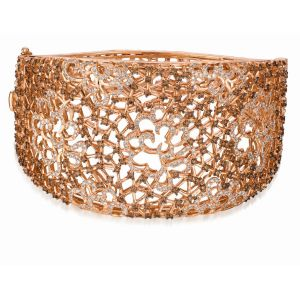 Lacy Fishnet Bangle