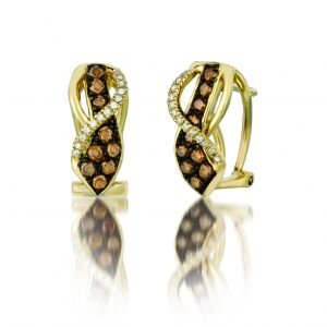 Chocolate Diamond® Earrings