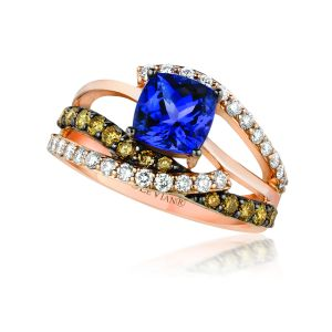 Chocolate Diamonds® Ring