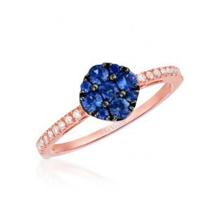 Blueberry Sapphire™ Ring