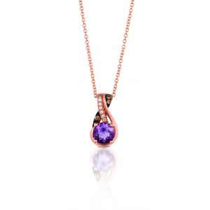 Cotton Candy Amethyst® Pendant