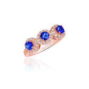 Blueberry Tanzanite® Ring