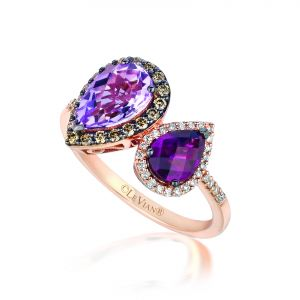 Cotton Candy Amethyst® Ring