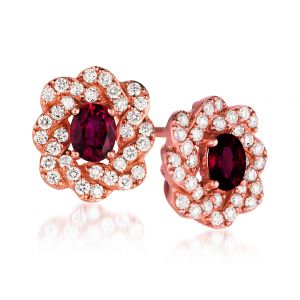 Passion Ruby™ Earrings
