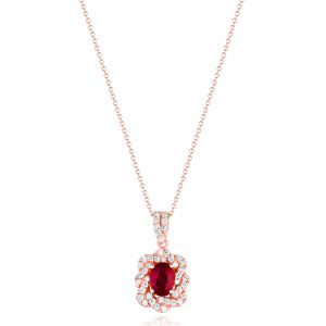 Passion Ruby™ Pendant