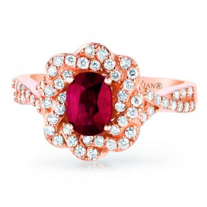 Passion Ruby™ Ring