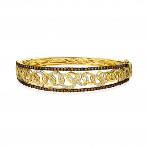 Chocolate Diamond® Bangle