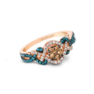 Blueberry Diamond® Ring