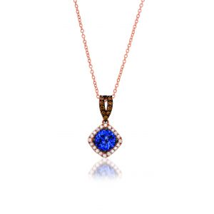Blueberry Tanzanite® Pendant