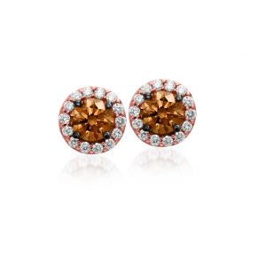 Chocolate Diamonds® Studs