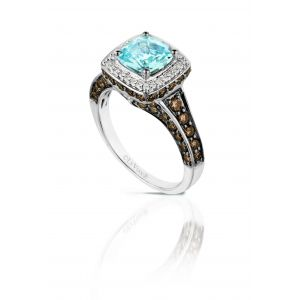 Blue Aquamarine® Ring