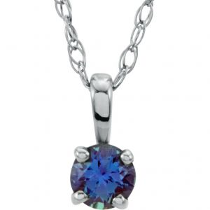 Alexandrite Necklace