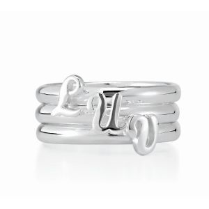 Stackable Initial Rings