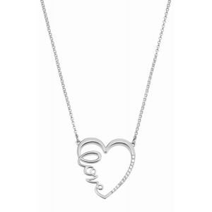 Heart & Love Necklace