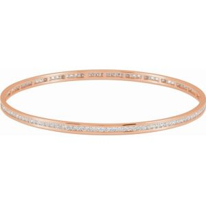 Stackable Diamond Bangle