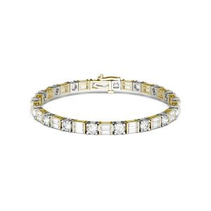 Moissanite Tennis Bracelet
