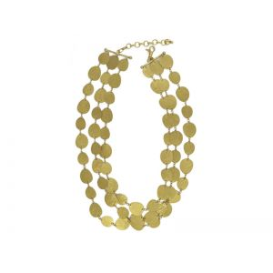 Contour Layered Necklace