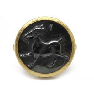 Zodiac Aries Ring