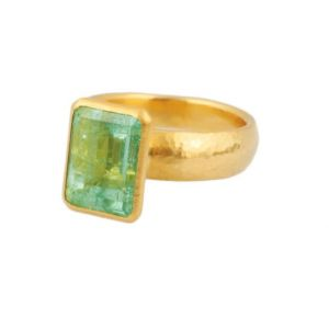 Elements Emerald Ring