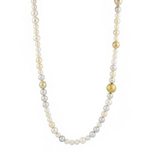 Oyster Collection Pearl Necklace