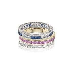 Diamond & Gem Bands