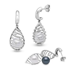 Cestino Drop Earring