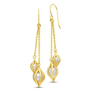 Cestino Tulip Drop Earrings