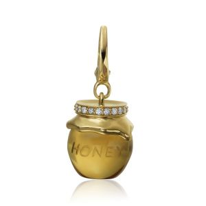 B Honey Pot Charm