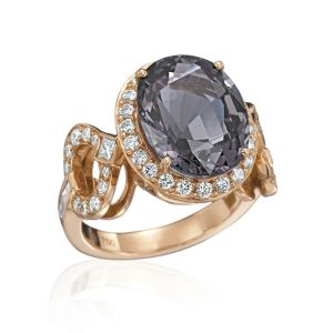 Spinel Gallop Ring