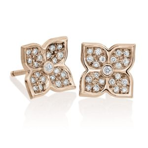 Floating Lotus Studs