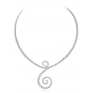 Diamond Symphony Necklace