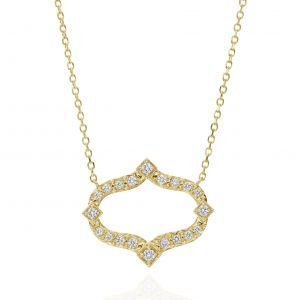 Secret Garden Diamond Necklace