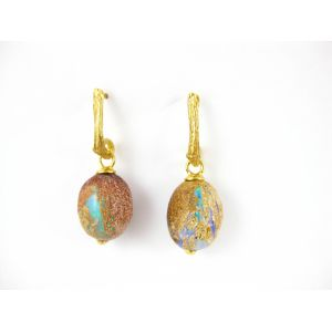Opal Twig Earrings