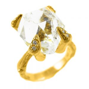 Objects Organique Diamond Ring