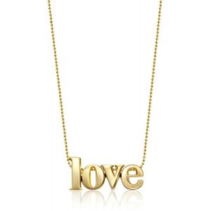 Little Lettersquad Love Necklace
