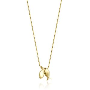 Gold Fish Necklace