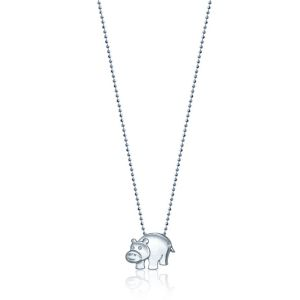 Little Animals Hippo Necklace