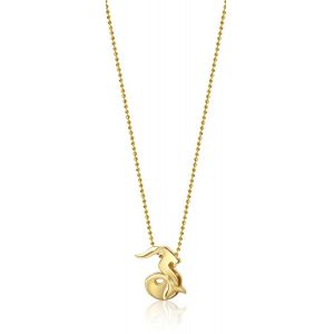 Gold Seagoat Necklace
