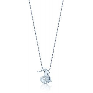 Silver Seagoat Necklace