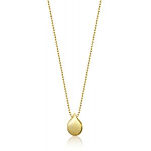 Gold Waterdrop Necklace