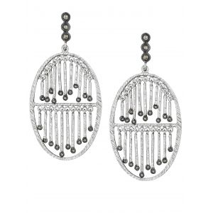 Spring Sterling Silver Earrings