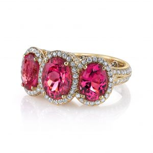 Spinel Cathedral Ring