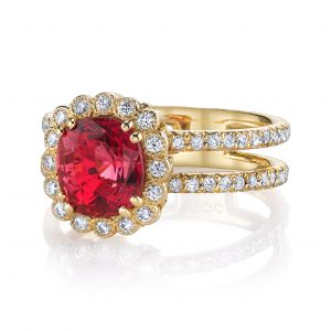 Spinel Emily Ann Ring