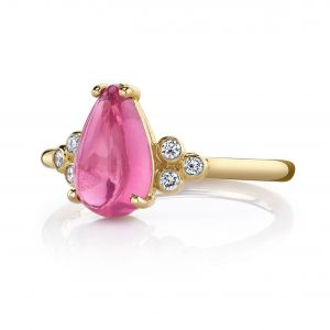 Spinel Grace Ring