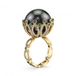 Eve Pearl Ring