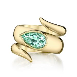 Paraiba Tourmaline Wrap Ring